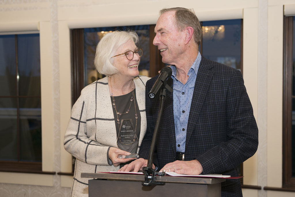 SA2019 Judy and Bob Astley (Community Leader Award Recipients)