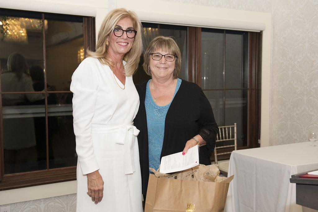 SA2019 Joan Fisk and Denise Carter (Langs Board Member)